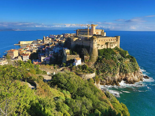 Gaeta in Italy