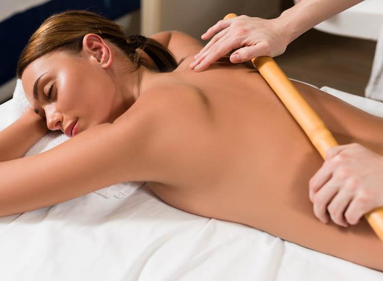 Bamboo Massage / Body & Massage Treatment