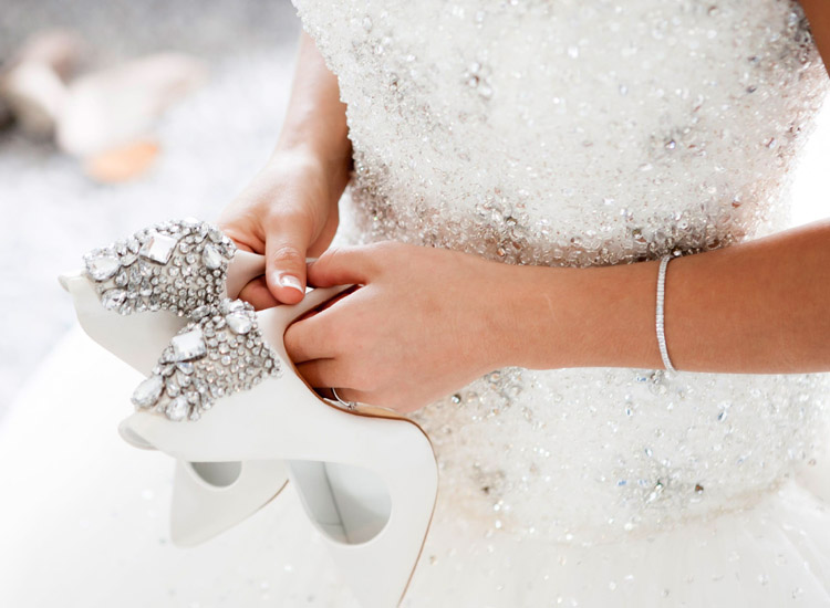Bridal Boutique Room