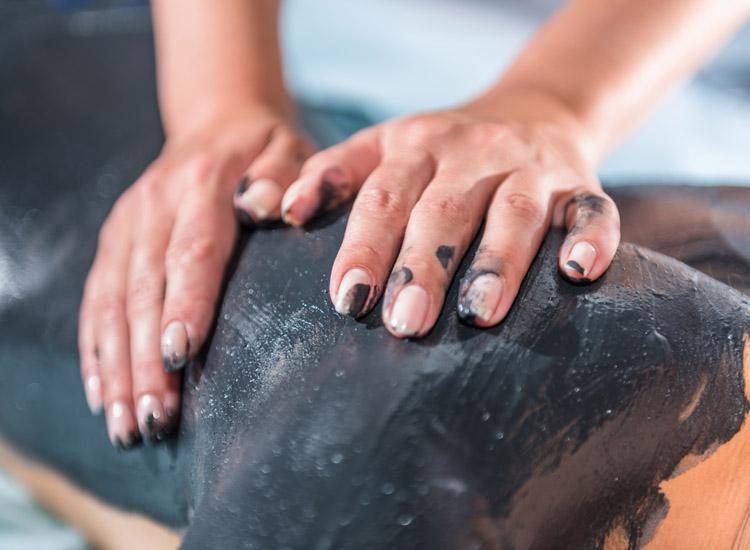 Mermaid Marine Mud Body Wrap