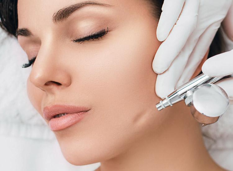 Skin Peel Treatment Course