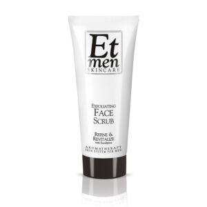 Eve Taylor Men's Skincare Face Scrub 100ml